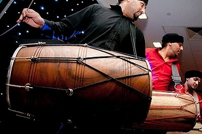 Dhol Players  3