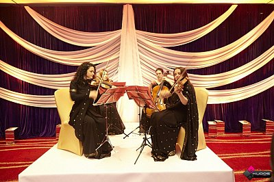 Bollywood String Quartet 1