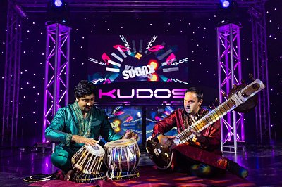 Bollywood Sitar And Tabla 1