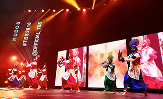 The Bhangra Showdown 2016  2