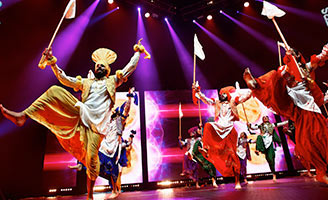 The Bhangra Showdown 2016  Case Study