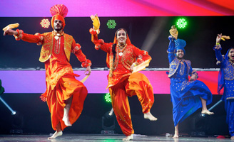 The Bhangra Showdown 2017 3