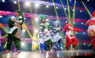 The Bhangra Showdown 2017 Case Study