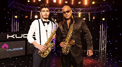 Chris Williams Sax Duo