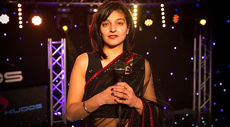 Female Indian Singer
